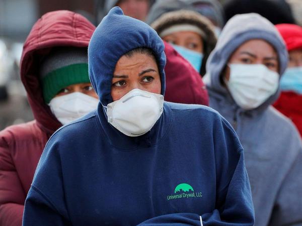 ABŞ-da koronavirus bu qış daha 200 min insanın həyatına son qoya bilər