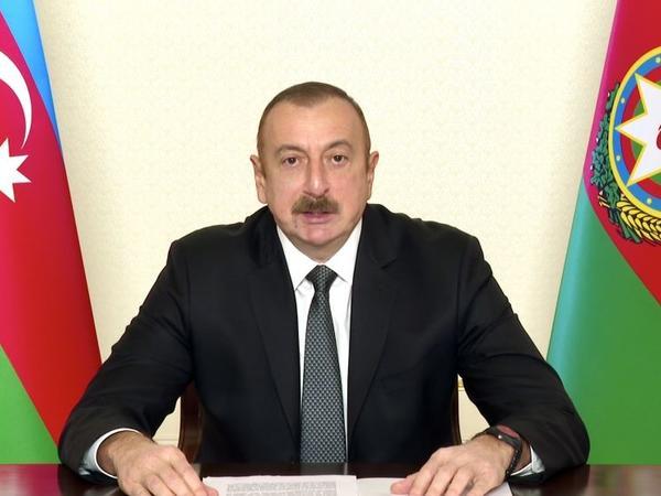 """Azərbaycan Prezidenti: """"Qoşulmama Hərəkatı BMT sisteminin COVID-19 ilə mübarizədə fəaliyyətini yüksək qiymətləndirir"""""""