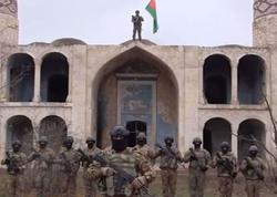 """Şanlı bayrağımızı Ağdamda ucaldan igidlər: """"Biz qalib ordunun nümayəndələriyik"""" - VİDEO"""