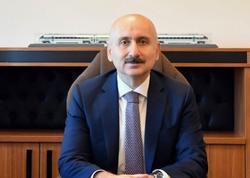 Türkiyəli nazir Qars logistika mərkəzinin tikintisi prosesi ilə tanış olacaq