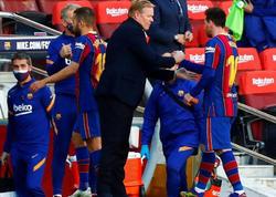 Kumandan Messi açıqlaması