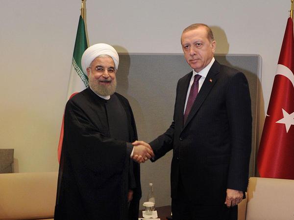 Türkiyə və İran prezidentləri Dağlıq Qarabağı müzakirə ediblər