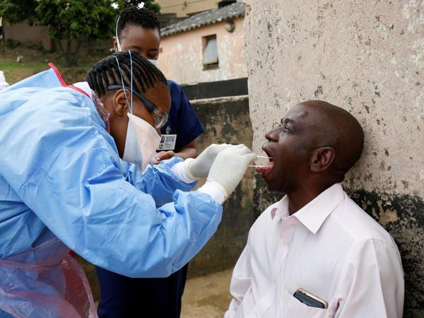 ÜST Afrika ölkələrini koronavirus əleyhinə peyvəndə ciddi hazırlaşmağa çağırır