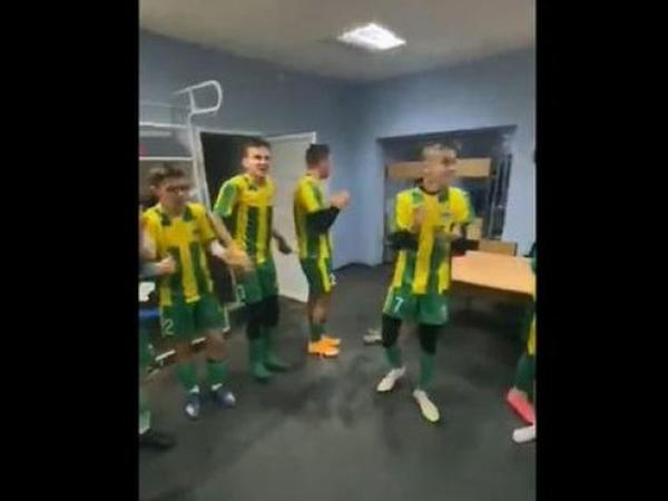 """Rusiyalı futbolçulardan ölkəmizə dəstək: """"Yaşasın Azərbaycan!"""" - VİDEO"""