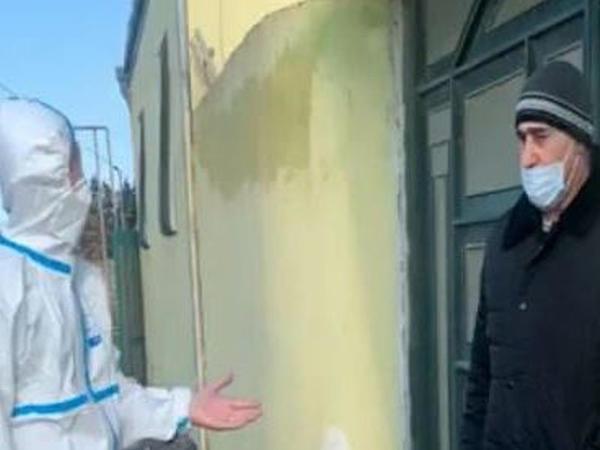Yaşayış yerini bir neçə dəfə tərk edən koronavirus daşıyıcısına cinayət işi açıldı - VİDEO - FOTO