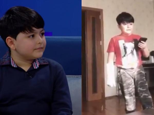 """Ən çox videosu paylaşılan Zaur: """"İnanırdım ki, atam şəhid olmayacaq"""""""