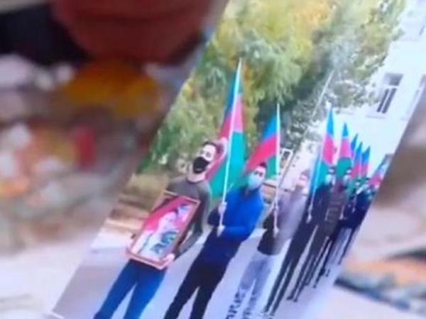 """Vətəni canı bahasına qoruyan qəhrəmanlarımız - <span class=""""color_red"""">VİDEO</span>"""