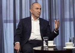 """Robert Köçəryan: """"Ermənistan hökuməti müharibənin qaçılmaz olması üçün əlindən gələni etdi"""""""