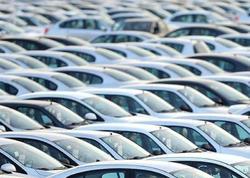 Böyük Britaniyada avtomobil satışları 2008-ci ildən bəri minimuma enib
