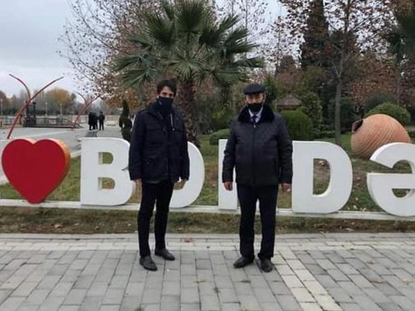 İtaliyanın Azərbaycandakı səfiri Bərdəyə səfər edib - FOTO