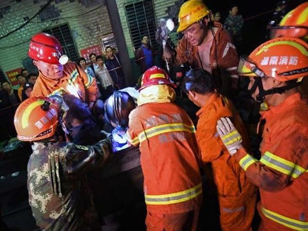 Çində 18 mədənçi həlak oldu