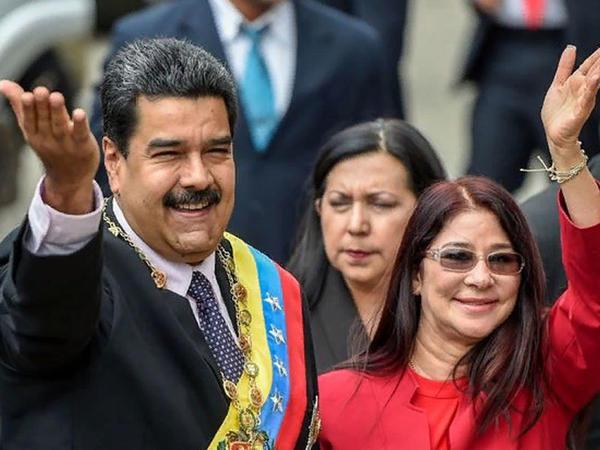 """Maduro: """"ABŞ həyat yoldaşıma məndən boşanmağı təklif edib"""""""