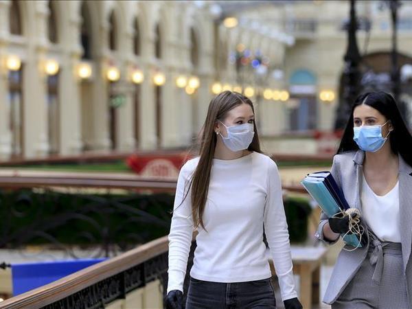Moskvada son sutkada 6 868 koronavirusa yoluxma halı aşkarlanıb