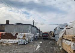 Nazirlik bu bazarın fəaliyyətini dayandırdı - VİDEO - FOTO