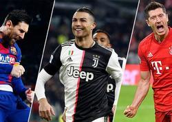 Messi, Ronaldu və Levandovski ilin ən yaxşı futbolçusu adına namizəd seçilib