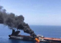 Səudiyyə Ərəbistanında neft tankeri partladıldı - YENİLƏNİB
