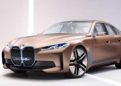 BMW i4 sedanı ən güclü versiyalarda debüt edəcək - FOTO