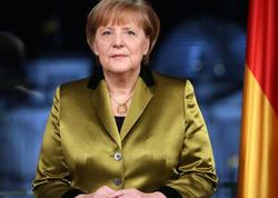 Merkeldən daha bir Türkiyə açıqlaması