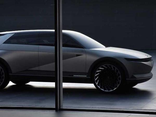 Hyundai Ioniq 5 modeli barədə məlumatla bölüşüb - FOTO