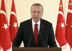 Rəcəb Tayyib Ərdoğan: Son 18 ildə qurduğumuz güclü təməllər üzərində yeni Türkiyə inşa edirik