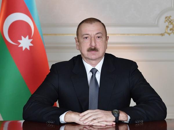 Prezident İlham Əliyev Ordubad Su Elektrik Stansiyasının tikintisi ilə tanış olub