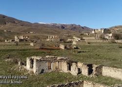 Cəbrayıl rayonunun Niftalılar kəndi - VİDEO