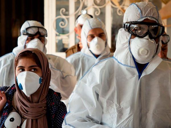 İranda ötən sutka 210 nəfər koronavirusdan ölüb