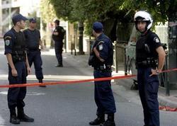 Afinada bələdiyyə polisinin binası qarşısında partlayış baş verib
