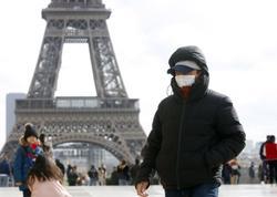 Fransada ötən sutka koronavirusa 20 minə yaxın yoluxma qeydə alınıb