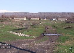 Qubadlının Yenikənd kəndi - VİDEO