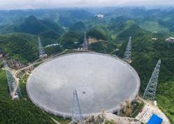 Dünyanın ən böyük və ən həssas radioteleskopu xarici alimlərin üzünə açılır - VİDEO