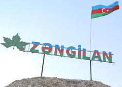 Zəngilanda sərhəd zastavasının açılışı olub