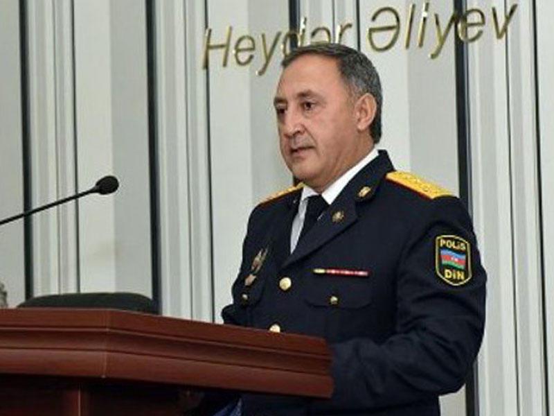 Bakı Şəhər Baş Polis İdarəsində yeni kadr təyinatı