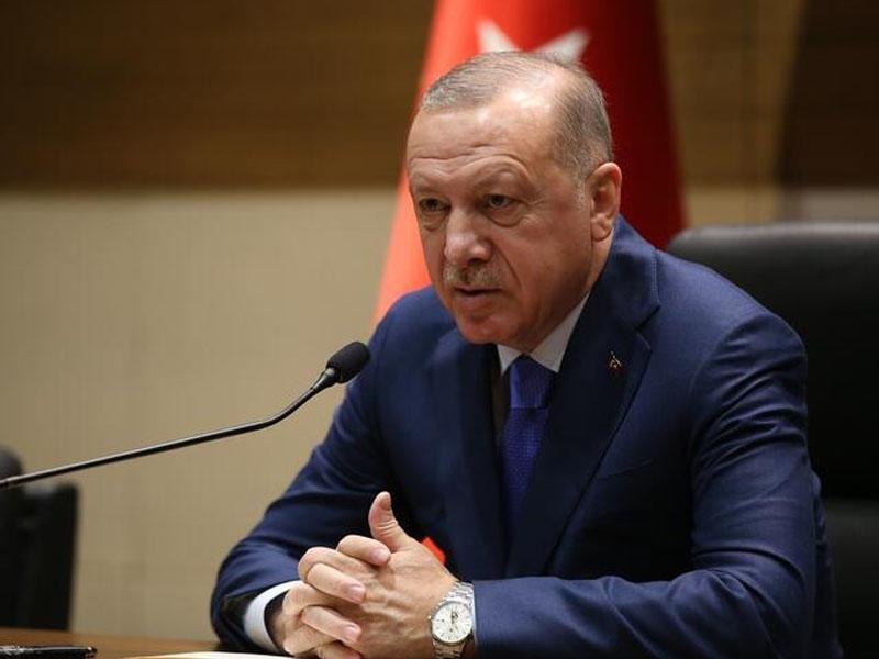 Türkiyə Prezidenti İğdır-Naxçıvan qaz kəməri ilə bağlı yeni qərar verib
