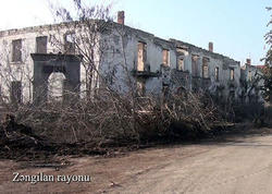 Zəngilan rayonu - VİDEO - FOTO