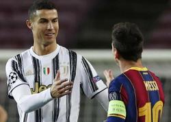 Messi və Ronaldudan super göstərici
