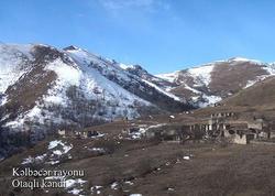 Kəlbəcər rayonunun Otaqlı kəndi - VİDEO - FOTO
