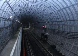 Metro tarixində ilk dəfə dəmir-beton bloklu tunel yolu qurulub