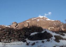 Kəlbəcərin Yuxarı Ayrım kəndi - VİDEO - FOTO