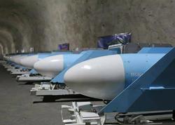 İran yeraltı raket bazaları qurub
