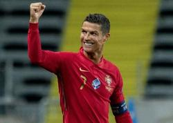 Ronaldu rəsmi oyunlarda vurduğu qollar sayına görə rekordsmen oldu