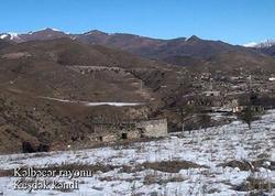 Kəlbəcər rayonunun Keşdək kəndi - FOTO - VİDEO