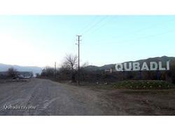 Qubadlı rayonu - FOTO - VİDEO