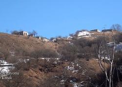 Kəlbəcər rayonunun Şaplar kəndi - VİDEO - FOTO