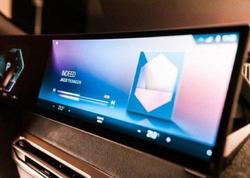 """BMW-dən böyük rəqəmsal ekran - <span class=""""color_red""""> Elektrikli Model iX</span>"""