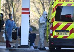 Britaniyada son sutka 45 533 nəfər koronavirusa yoluxub