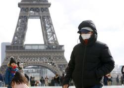 Fransada koronavirusa yoluxanların sayı 2,8 milyon nəfəri ötüb