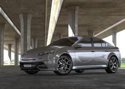"""""""Zəfər"""" avtomobilinin dizaynı hazırlandı - <span class=""""color_red"""">FOTO</span>"""