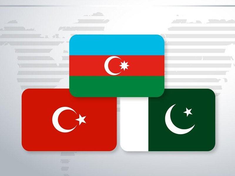 Bu gün Azərbaycan, Türkiyə və Pakistan XİN başçılarının görüşü olacaq