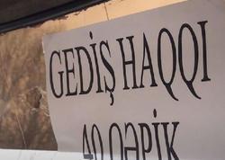 """İctimai nəqliyyatda gediş haqqını 40 qəpik ediblər - <span class=""""color_red"""">VİDEO</span>"""
